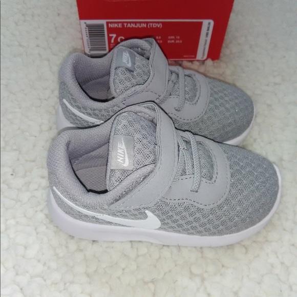 Nike Shoes Toddler Grey Tanjun Poshmark